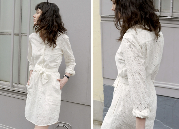 8647d9f2312b7 Passion robes blanches   ahlaparisienne.com